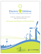 2014 Electric Utilities Summary Report