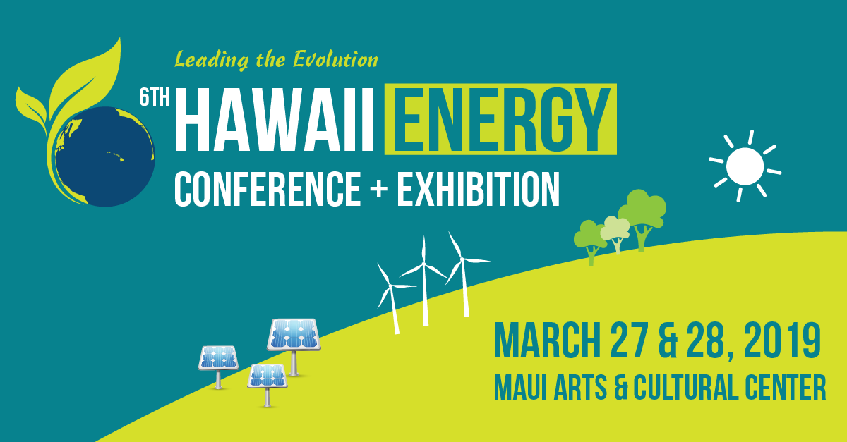 Hawaii Energy Conference | Leading the Evolution - Hawaii