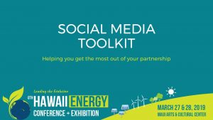 Hawaii Energy Conference
