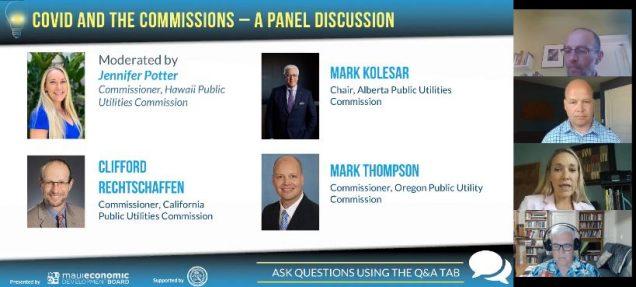 Public Utilities Commissioners